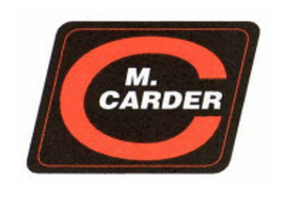 Picture for manufacturer M. Carder