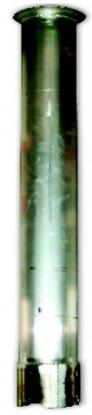TUFF TUBE - Intake Tubes - Flange By Crown