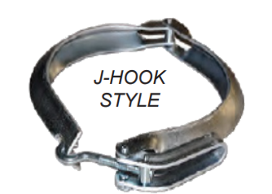 Picture of J-HOOK STYLE Clamp