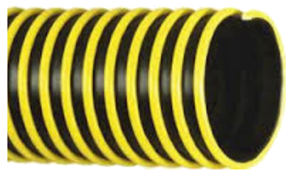 660YD Heavy Duty Duct Hose - High Visibility