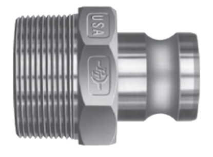 Part F - Reducer Male Adapter X Male NPT