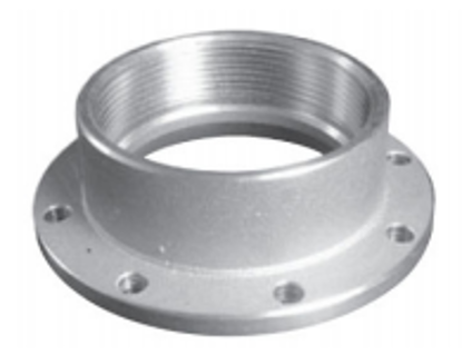 TTFNPTF Adapter Female NPT X TTMA Flange
