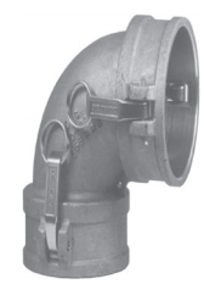 Part CxC - 90 Degree Coupler