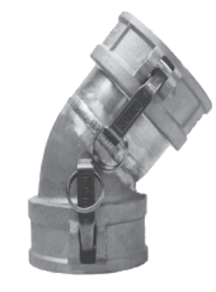 Part CxC - 45 Degree Coupler