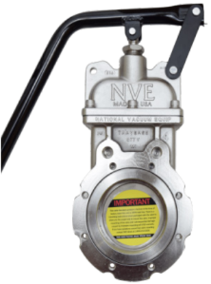 NVE Valve - Manual Actuation