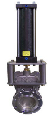 NVE Valve - Top Mount Actuated