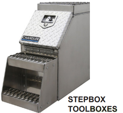 Stepbox Toolboxes