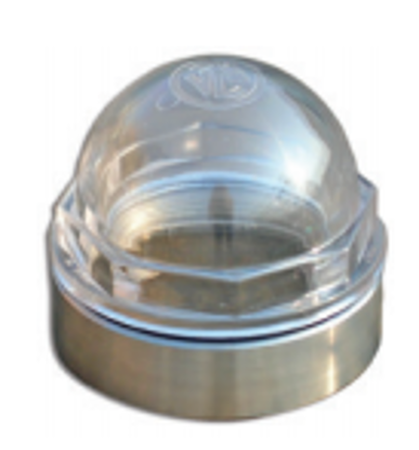 """Tank Sight Glass Replacement Parts - 2"""""""