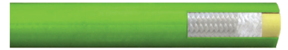 Picture of Sewer Lateral Line/ Jetter Hose - 4000 PSI Safety Green
