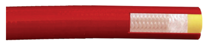 Sewer Lateral Line / Jetter Hose 5000 PSI Safety Red